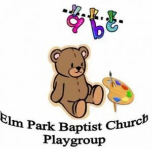 Elm Park Baptist Church Playgroup / Preschool logo